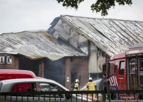 Een verwoestende brand in Vroomshoop heeft grote impact!