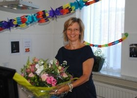 Gerlinde Nijenhuis-Valk 25 jaar in dienst!