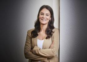 Jessica Reynders stelt zich aan u voor