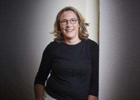 Marieke Bos-van de Laar stelt zich aan u voor